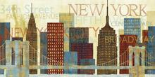Wall mural - Hey New York