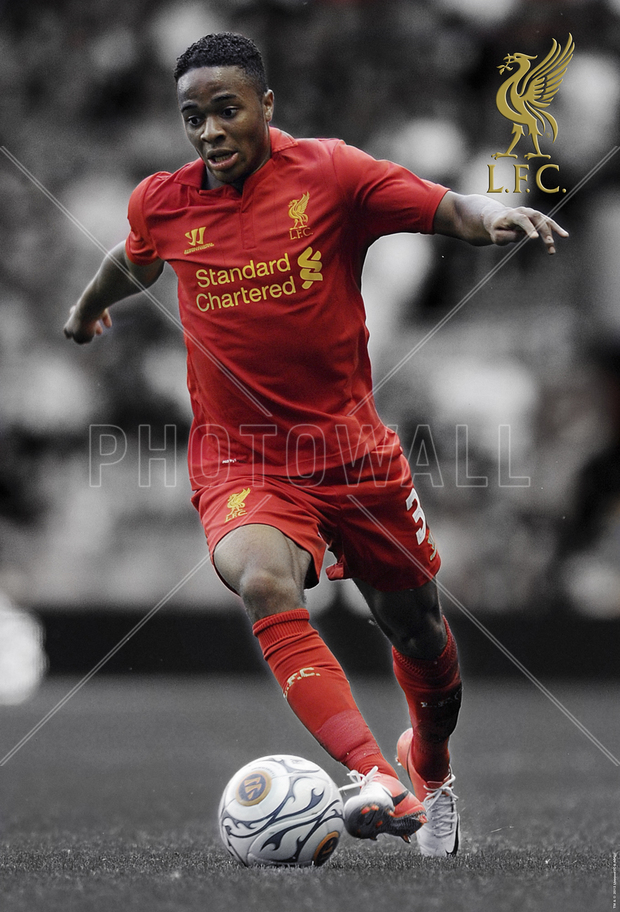 liverpool fc sterling - photo #3