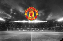 Wall mural - Manchester United FC - Old Trafford