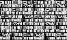 - bookshelf-graphic-black-white
