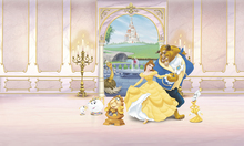 Valokuvatapetti - Princess - Beauty and the Beast
