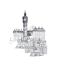 Canvas print - Avery Tillmon - Big Ben