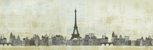 Canvas print - Avery Tillmon - Eiffel Skyline