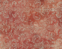 Canvas print - Damask Texture