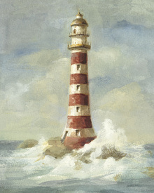 Wall mural - Lighthouse II