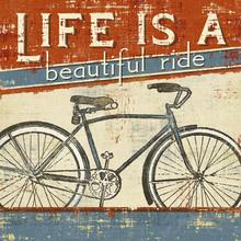 Canvas-taulu - Pela Studio - Beautiful Ride I