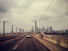 Fototapet - Freeway