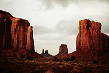 Wall mural - Monument Valley - Arizona