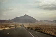 Fototapet - Road in American Landscape