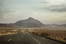 Wall mural - Road in American Landscape