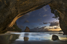 Fototapet - Cathedral Cove