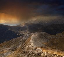 Fototapet - Mystic Mountains