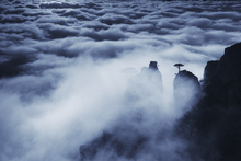 Wall mural - Dramatic Clouds