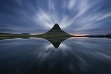 Fototapet - Kirkufjell