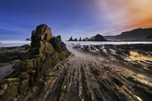 Fototapet - Cliffs