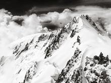 Fototapet - White Mountain Peak