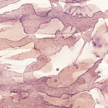 Fototapet - Fiber Abstract Watercolor - Pink