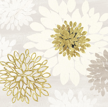Wall mural - Gilded Aesthetic Bloom