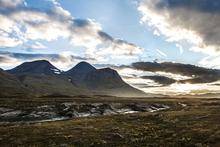 Fototapet - Mountain Sky - Markus Alatalo