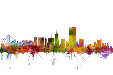 Wall mural - San Francisco Skyline