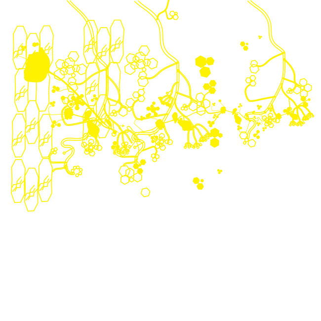 Blooming Forest Yellow