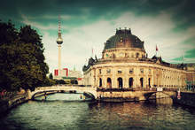 Fototapet - The Bode Museum in Berlin