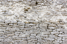 Fototapet - Old Stone Wall
