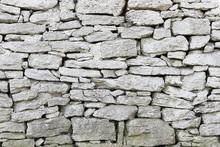 Fototapet - Gotland Stone Wall