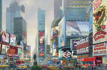 Valokuvatapetti - New York-Times Square South