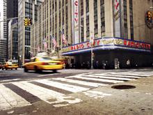 Valokuvatapetti - NYC Radio City