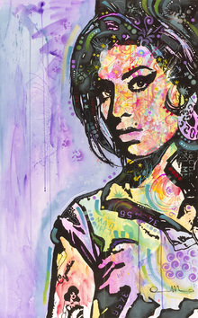 Wall Mural - Amy