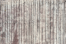 Fototapet - Concrete Wooden Wall