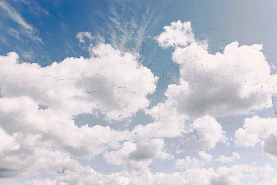Dreamy Clouds - Wall Mural & Photo Wallpaper - Photowall