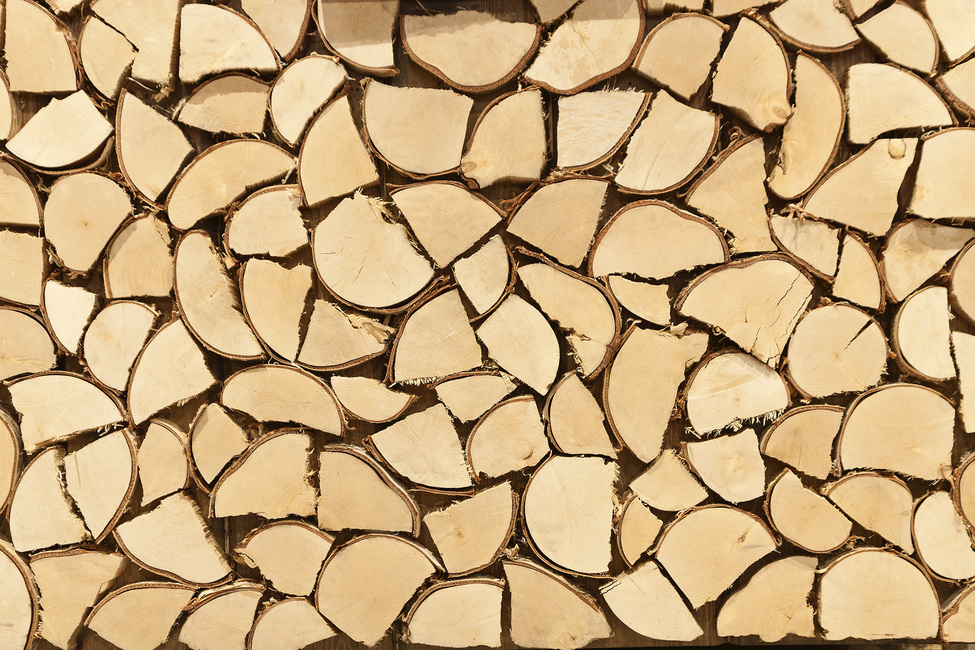 Light Brown Firewood