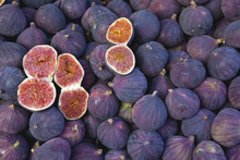 Canvastavla - beautiful Figs