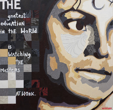 Wall Mural - The Education
