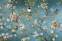Wall Mural - Blossom