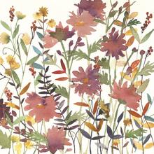 Fototapet - Autumn Flowers