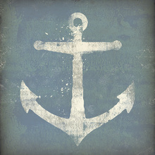Canvas print - Anchor Square