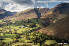 Canvas print - Newlands Valley