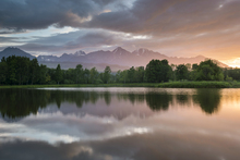 Canvas print - Tatra Mountains
