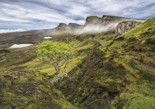 Canvas print - Quirang, Isle of Skye - Scotland