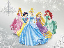 Wall mural - Disney Princess