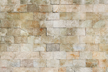 Wall mural - Tiled Stone Wall