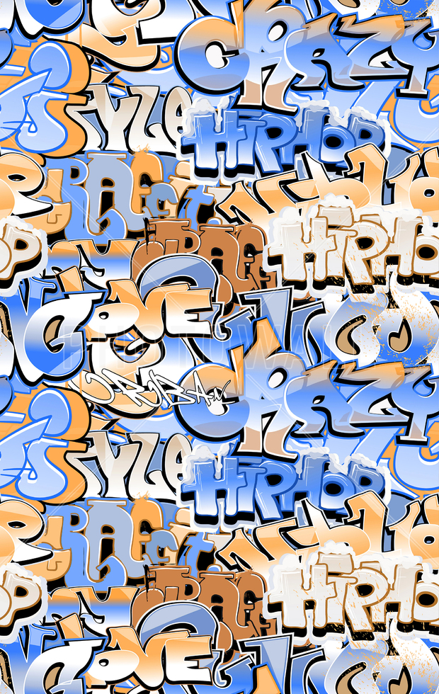 hip hop graffiti bilder auf leinwand photowall. Black Bedroom Furniture Sets. Home Design Ideas