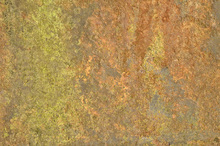 Wall Mural - Metal Oxidation