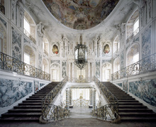 Wall mural - Majestic Stairs