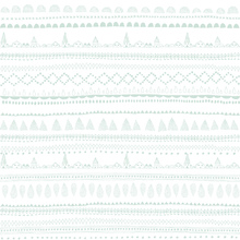 Wallpaper - Nordic Folk Mint