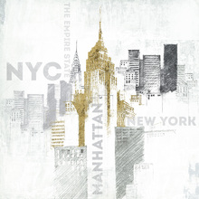 Canvas print - Empire State Building