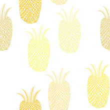 Wallpaper - Pineapple